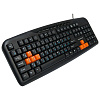 NAKATOMI KN-11U Black-Orange USB