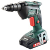 Metabo SE 18 LTX 6000 2.0Ah x2 Case Set