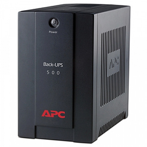 APC by Schneider Electric Back-UPS BX500CI