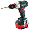 Metabo BS 14.4 LT Quick 2013 4.0Ah x2 Case